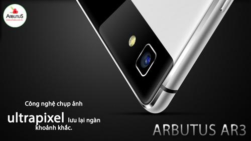 """Arbutus AR3 - smartphone giá rẻ """"đúng nghĩa"""" - 5"""