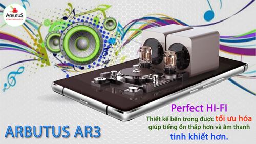"""Arbutus AR3 - smartphone giá rẻ """"đúng nghĩa"""" - 7"""