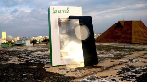 """Arbutus AR3 - smartphone giá rẻ """"đúng nghĩa"""" - 9"""