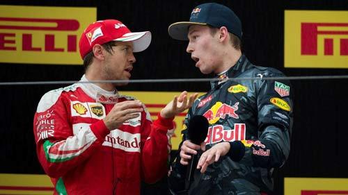 F1, Vettel - Ferrari: Đại gia không thể chỉ về nhì - 2