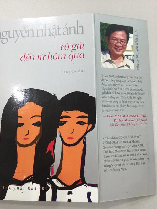 Thêm một tác phẩm của Nguyễn Nhật Ánh được chuyển thể - 1