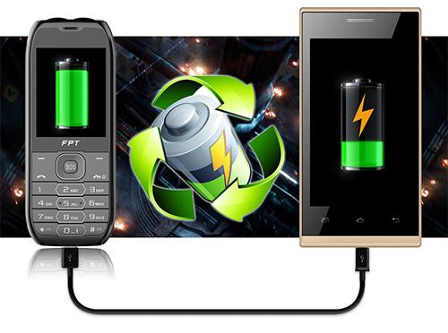 FPT Care – Điện thoại 2 SIM, pin khủng có chức năng gọi điện, nhắn tin khẩn cấp - 2