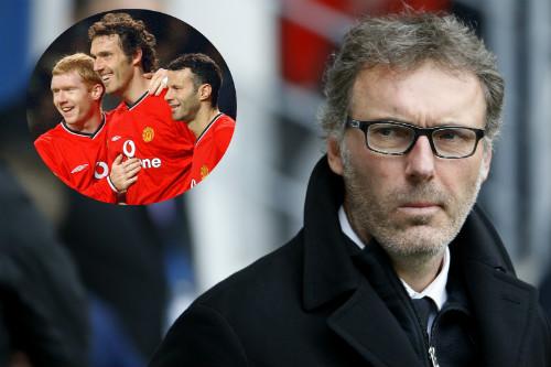 """Vì Giggs, MU """"phớt lờ"""" Mourinho để chọn Blanc - 2"""
