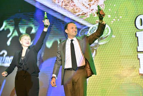 Carlsberg Việt Nam giới thiệu sản phẩm bia cao cấp nhãn hiệu Tuborg - 3
