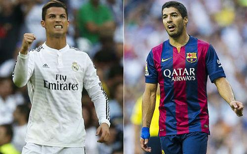 """Suarez vượt Ronaldo: Hơn cả """"lượng"""" lẫn """"chất"""" - 1"""