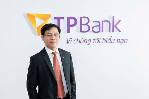TPBank bổ nhiệm Phó tổng giám đốc thứ 8 - 1