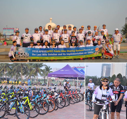 Đạp xe hưởng ứng việc phát triển hệ thống xe đạp công cộng tại Việt Nam - 2