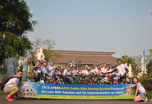 Đạp xe hưởng ứng việc phát triển hệ thống xe đạp công cộng tại Việt Nam - 6