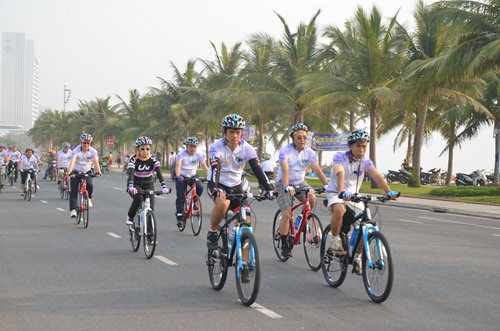 Đạp xe hưởng ứng việc phát triển hệ thống xe đạp công cộng tại Việt Nam - 5