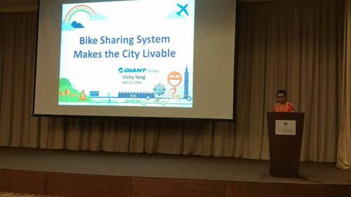 Đạp xe hưởng ứng việc phát triển hệ thống xe đạp công cộng tại Việt Nam - 1
