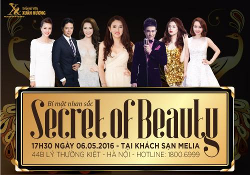 """Nghe sao bật mí những bí mật làm đẹp trong Gala """"Secret of beauty - Bí mật nhan sắc"""" - 1"""