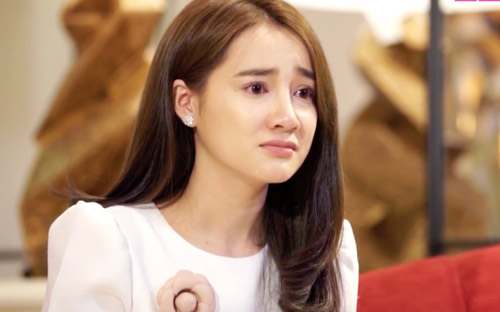 Nhã Phương khóc nghẹn mỗi khi nhắc đến Trường Giang - 2