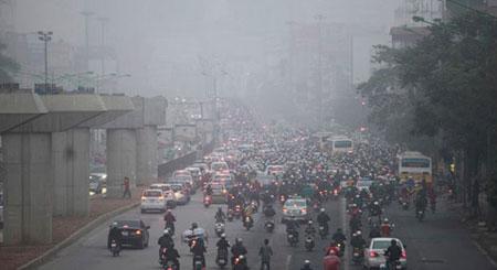 Thủy Ngân trong không khí ở Hà Nội - Bác bỏ tin đồn nhảm - 1