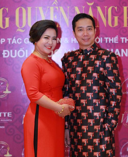 Á hậu Thu Hương gây quỹ xóa nạn mù bơi cho trẻ em - 4
