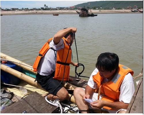 Nguyên nhân cá chết ở Miền Trung - Xét nghiệm 400 mẫu nước - 1