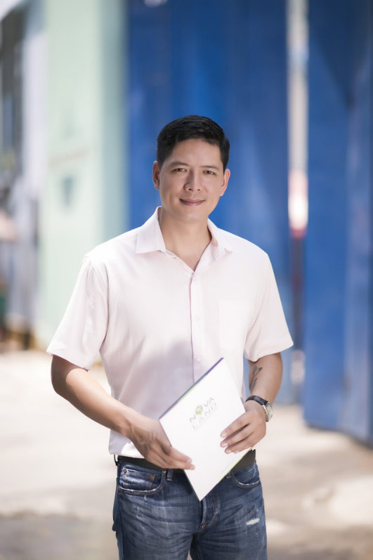 Diễn viên, MC Bình Minh - nhà đầu tư nhanh chân - 1