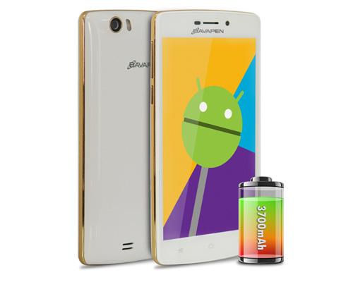 Mua smartphone Bavapen pin khủng nhận ngay điện thoại thời trang 2 sim 2 sóng - 2