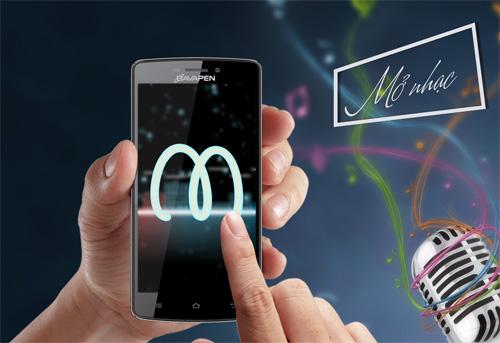 Mua smartphone Bavapen pin khủng nhận ngay điện thoại thời trang 2 sim 2 sóng - 3