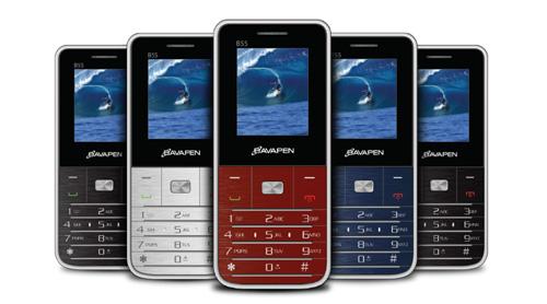 Mua smartphone Bavapen pin khủng nhận ngay điện thoại thời trang 2 sim 2 sóng - 5