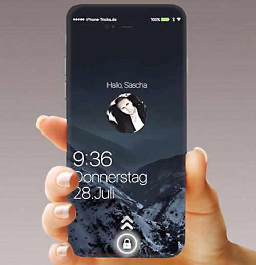 iPhone 7 loại bỏ nút Home, có chống nước - 1