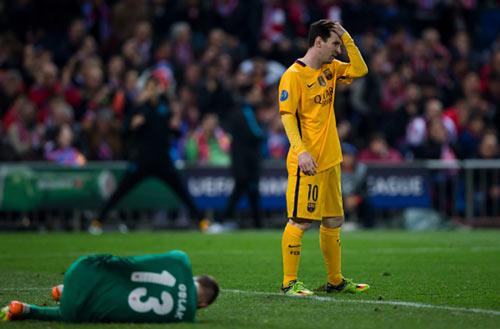"""Hụt ăn ba, Barca tính """"thay máu"""" gần hết hàng thủ - 1"""