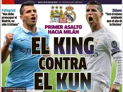 Chi tiết Man City - Real Madrid: Lực bất tòng tâm (KT) - 14