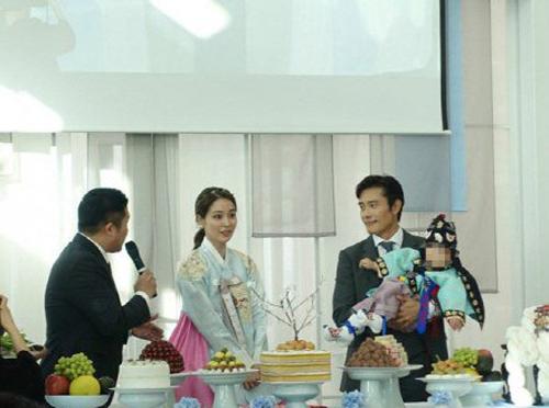 Cận cảnh sinh nhật xa xỉ của con trai Lee Byung Hun - 1