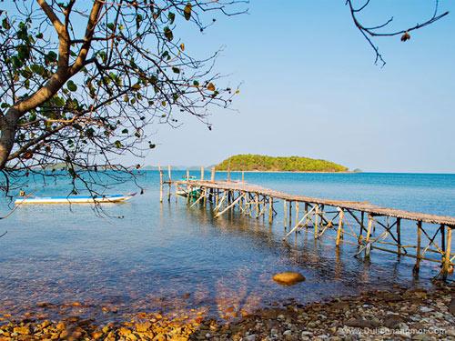 Đảo Bà Lụa, điểm đến hoang sơ của dân phượt - 3
