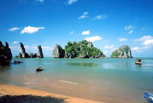 Đảo Bà Lụa, điểm đến hoang sơ của dân phượt - 2