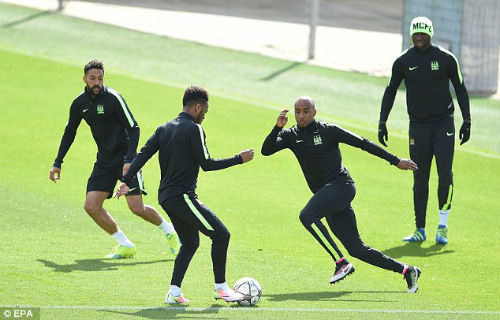 Chi tiết Man City - Real Madrid: Lực bất tòng tâm (KT) - 16