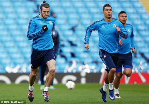 Chi tiết Man City - Real Madrid: Lực bất tòng tâm (KT) - 17