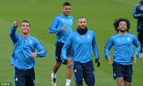 Chi tiết Man City - Real Madrid: Lực bất tòng tâm (KT) - 18