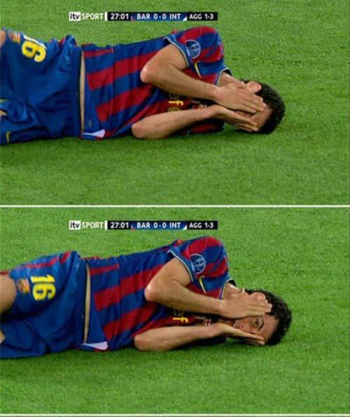 """Sergio Busquets: Người """"trợ lý"""" vĩ đại của Messi - 2"""