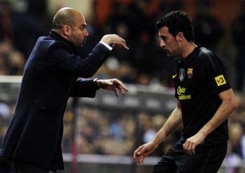 """Sergio Busquets: Người """"trợ lý"""" vĩ đại của Messi - 3"""