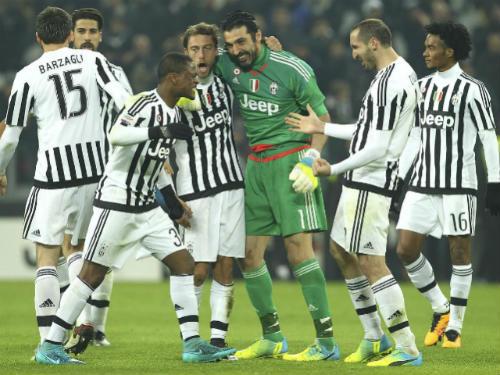 Juventus và sự nhàm chán của bóng đá Italia - 1