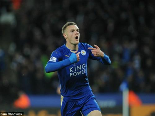 Leicester sắp vô địch: Đừng vội quên Vardy - 2