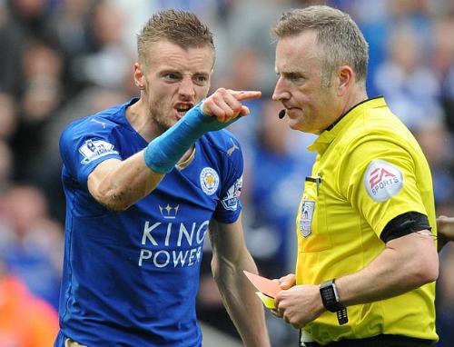 Leicester sắp vô địch: Đừng vội quên Vardy - 1