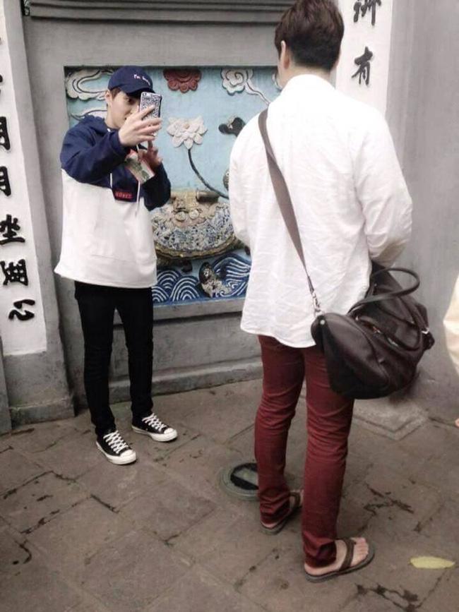 """Dàn sao Hàn ngày càng """"mê tít"""" cảnh đẹp Việt Nam - 2"""