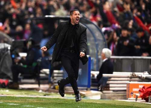 "Diego Simeone: ""Phù thủy"" đích thực của Atletico - 1"