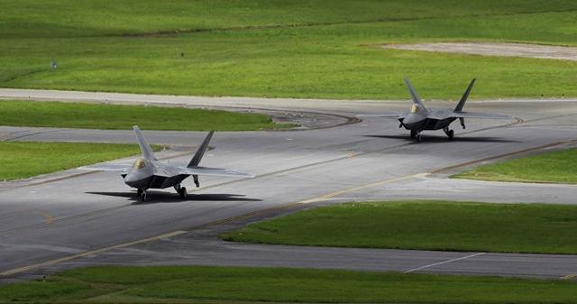 """Vì sao Mỹ dừng sản xuất chiến đấu cơ F-22 """"Chim ăn thịt""""? - 3"""