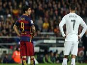"""Bóng đá - Suarez vượt Ronaldo: Hơn cả """"lượng"""" lẫn """"chất"""""""