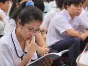 Giáo dục - du học - TPHCM: Thi vào lớp 10 chỉ được cộng ưu tiên tối đa 5 điểm
