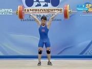 Thể thao - Tin thể thao HOT 26/4: Việt Nam giành HCV cử tạ châu Á