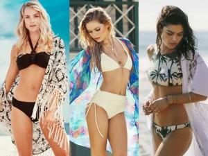 5 mẫu bikini sẵn sàng đốt cháy mùa hè 2016