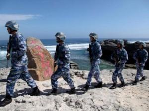 TQ tiếp tục bồi đắp đảo ở Biển Đông, thách thức Mỹ