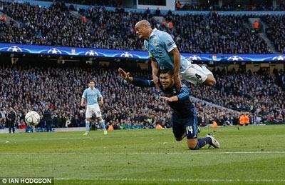 Chi tiết Man City - Real Madrid: Lực bất tòng tâm (KT) - 8