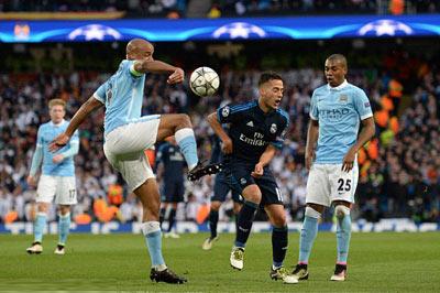 Chi tiết Man City - Real Madrid: Lực bất tòng tâm (KT) - 6