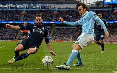 Chi tiết Man City - Real Madrid: Lực bất tòng tâm (KT) - 5
