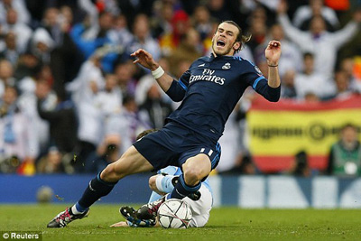 Chi tiết Man City - Real Madrid: Lực bất tòng tâm (KT) - 9