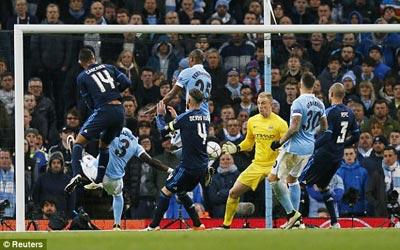 Chi tiết Man City - Real Madrid: Lực bất tòng tâm (KT) - 11